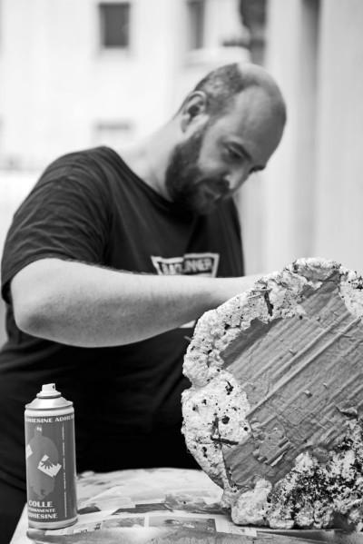 Rodolphe Bessey artiste sculpteur contemporain