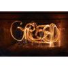 Greed Thomas Manillier 7 péchés capitaux