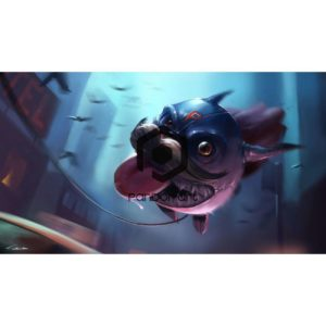 Bat-Poros fan art CAMS