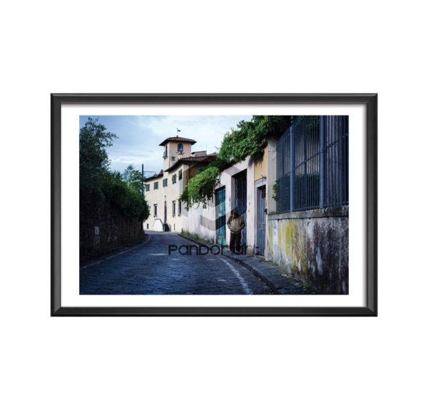 Firenze Thomas Manillier photographie d'art