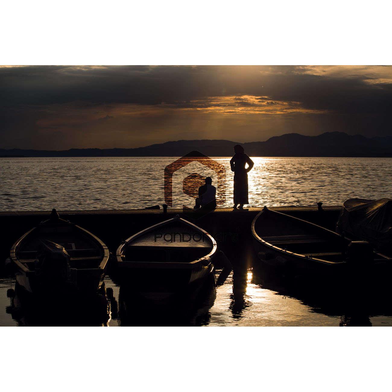 Golden-lake Thomas Manillier photographie d'art