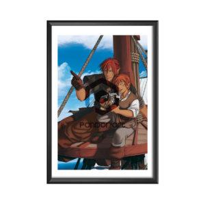 Le sextant Vyrhelle art numérique chroniques Arcea