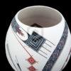 ceramique blanc couleurs art mexicain mata ortiz