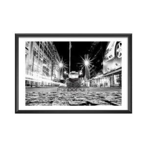 Checkpoint Charlie Kevin Buy photographie art cadre