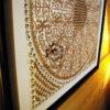 dioses-marron-art mexicain papier amate