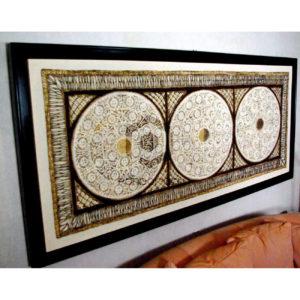 Papier amate lunas y soles art mexicain