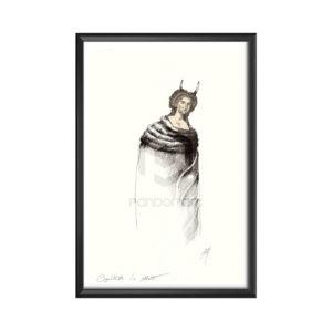 Comtesse-la-Motte cadre