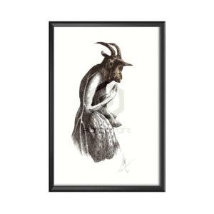 Mme-Gargouille-cadre