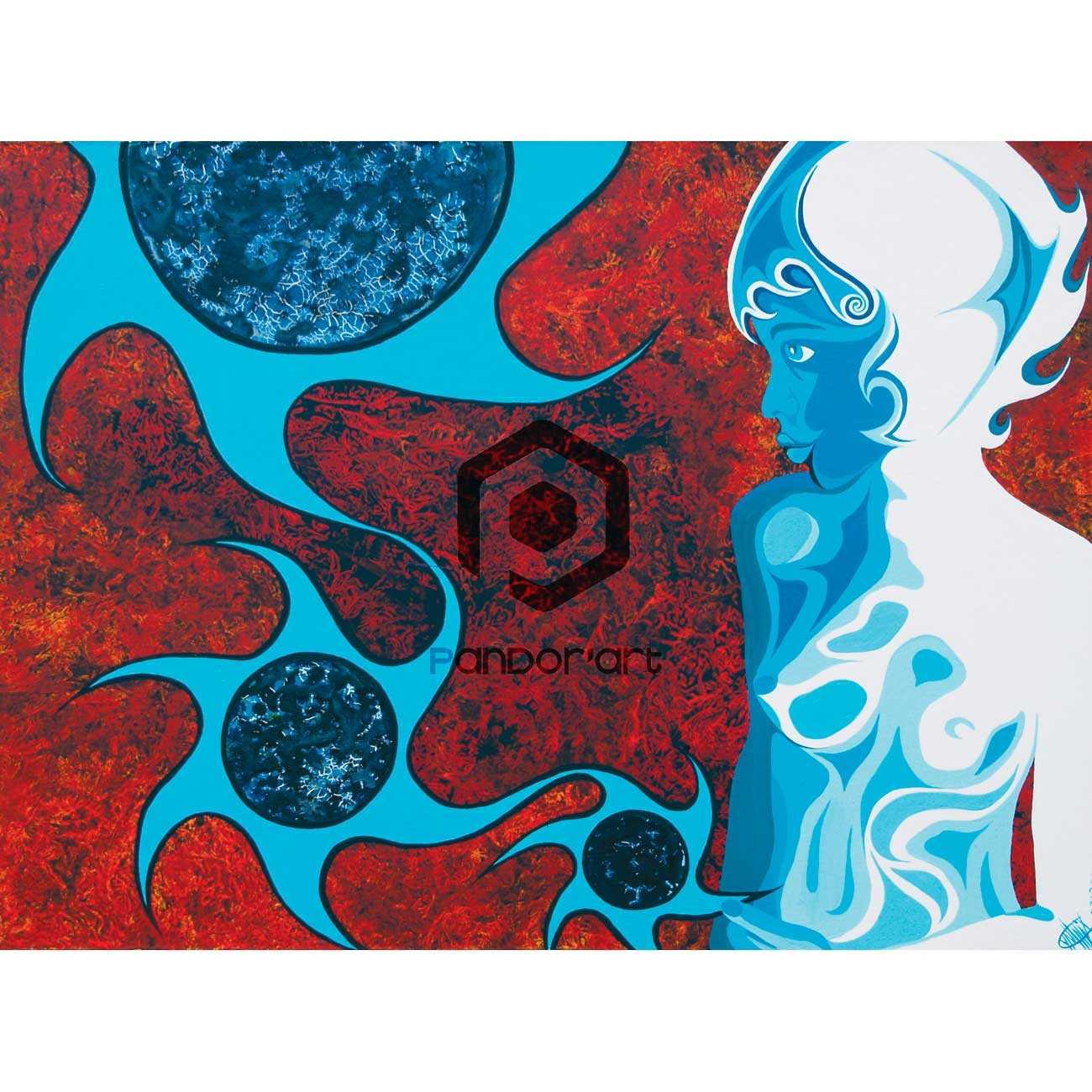 L'énergie-40x54 Cynthia Dalmais