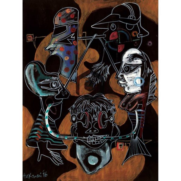 Black connection - Nicolai Panayotov