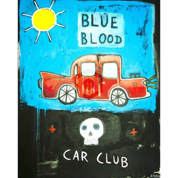 Blue-blood---Ziska