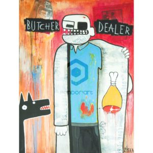 Butcher-dealer---Ziska