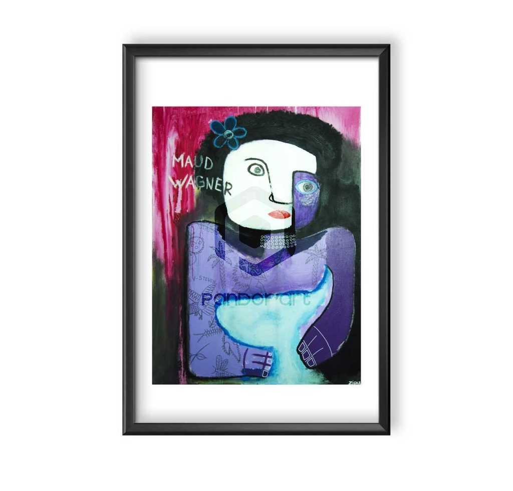 Maud-Wagner- cadre --Ziska
