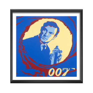 Azote- James Bond Cadre