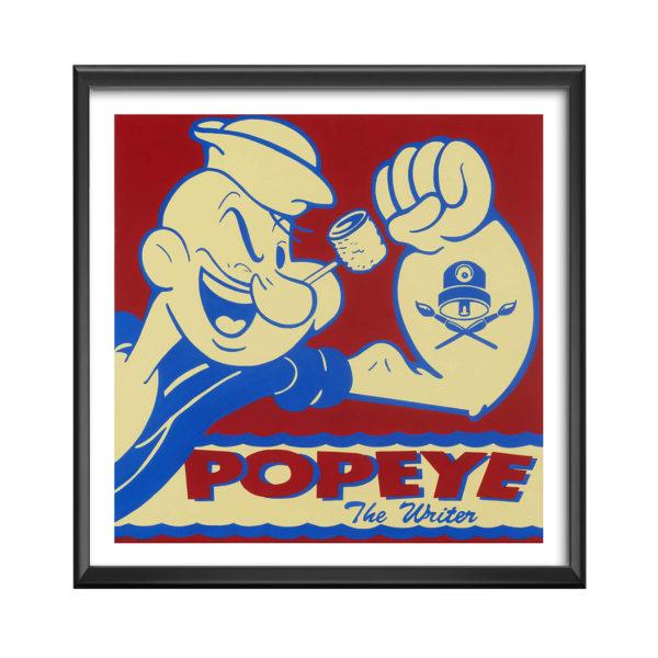Azote - Popeye cadre