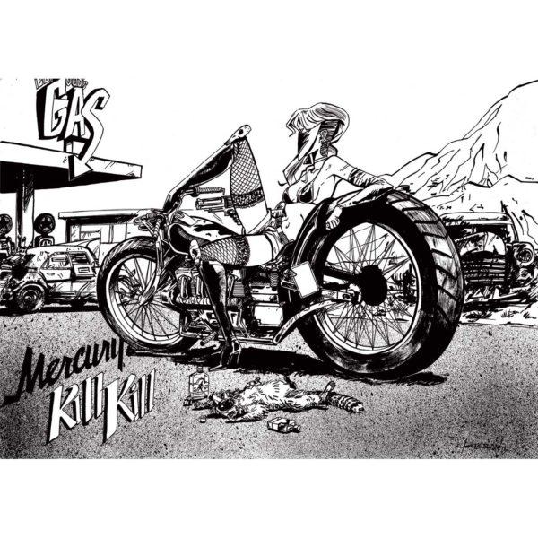 Kieran_Mecury-kill-kill_original_A3