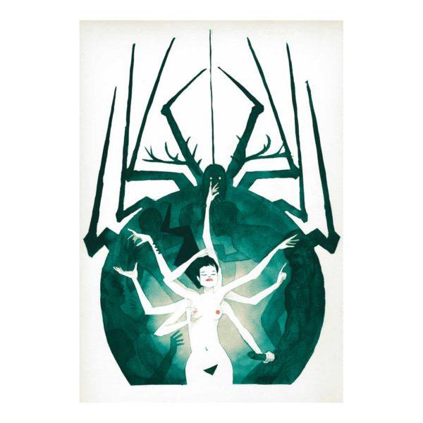 La-femme-araignée---Kieran