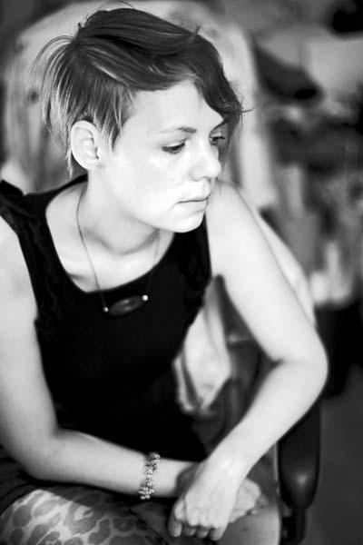 Marjolaine Larrive portrait PAndorart