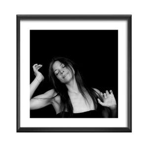 Des visages et des mains - Valeria Pacella - Cynthia cadre