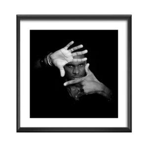 Des visages et des mains - Valeria Pacella - Fabrice cadre