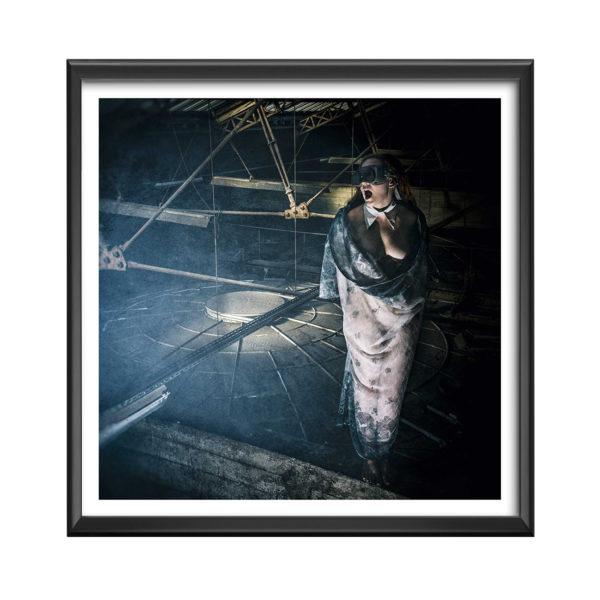 le-cri-cadre 100x100---olya---photographie-art