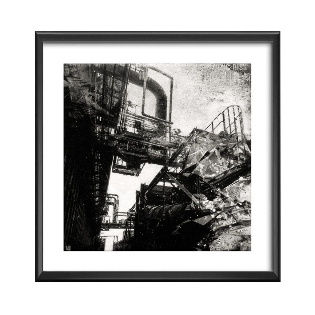 AC Ghost Place - willy bihoreau - peinture art numerique