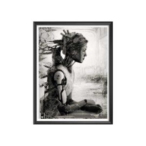 AC-Inspiration-in-progress - willy bihoreau - peinture art numerique