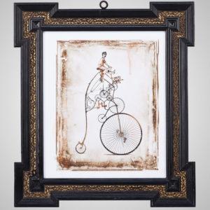Mini cyclopede