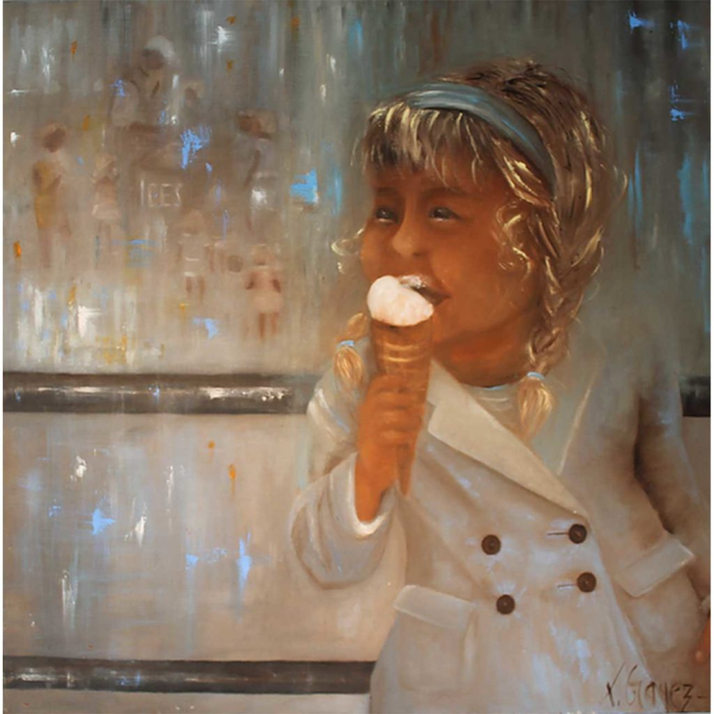 Vanille Laure Gragez - Peinture art contemporain