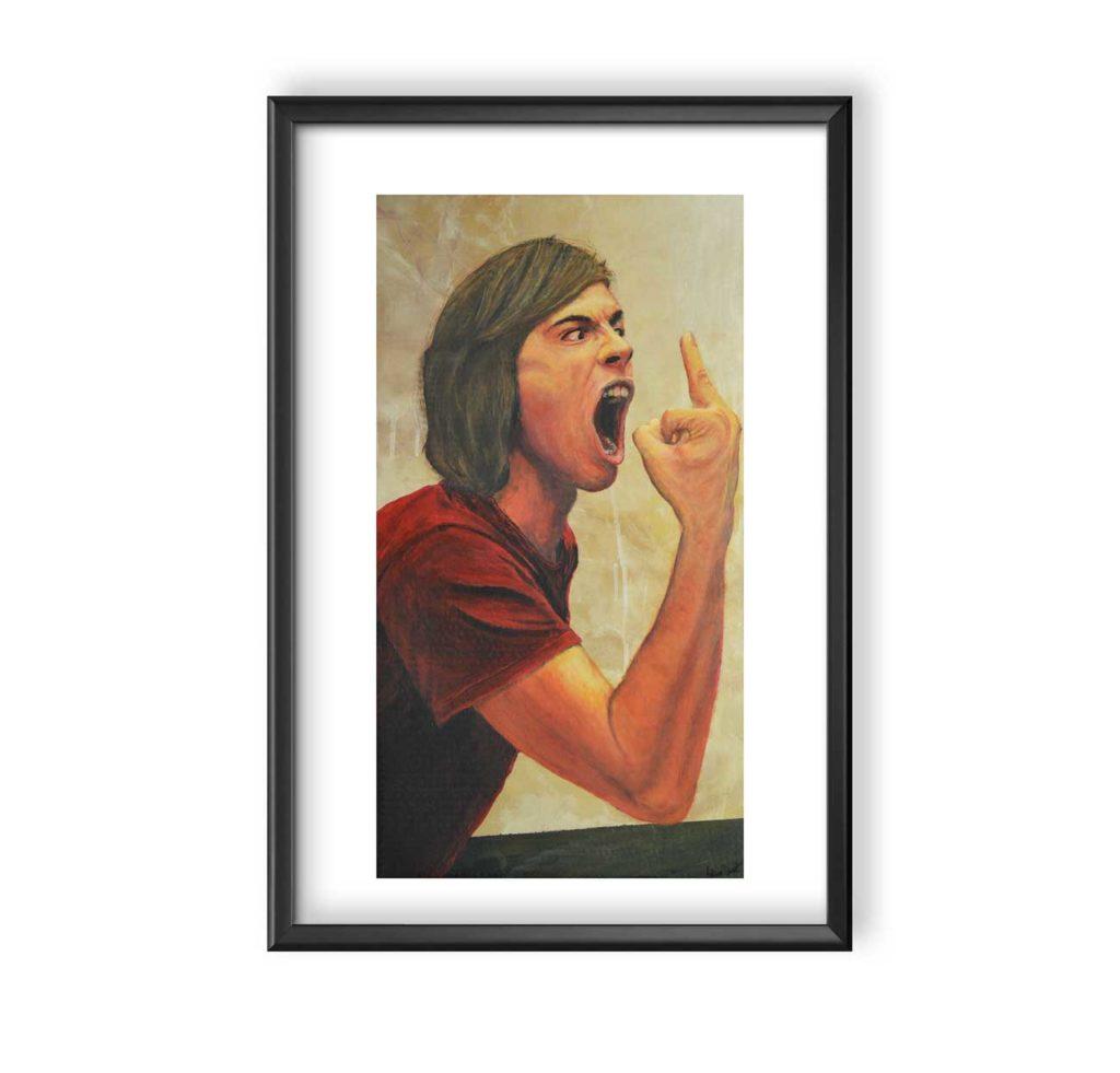 AC-le-doigt-dans-l-engrenage - antoine seurot - peinture acrylique sur toile