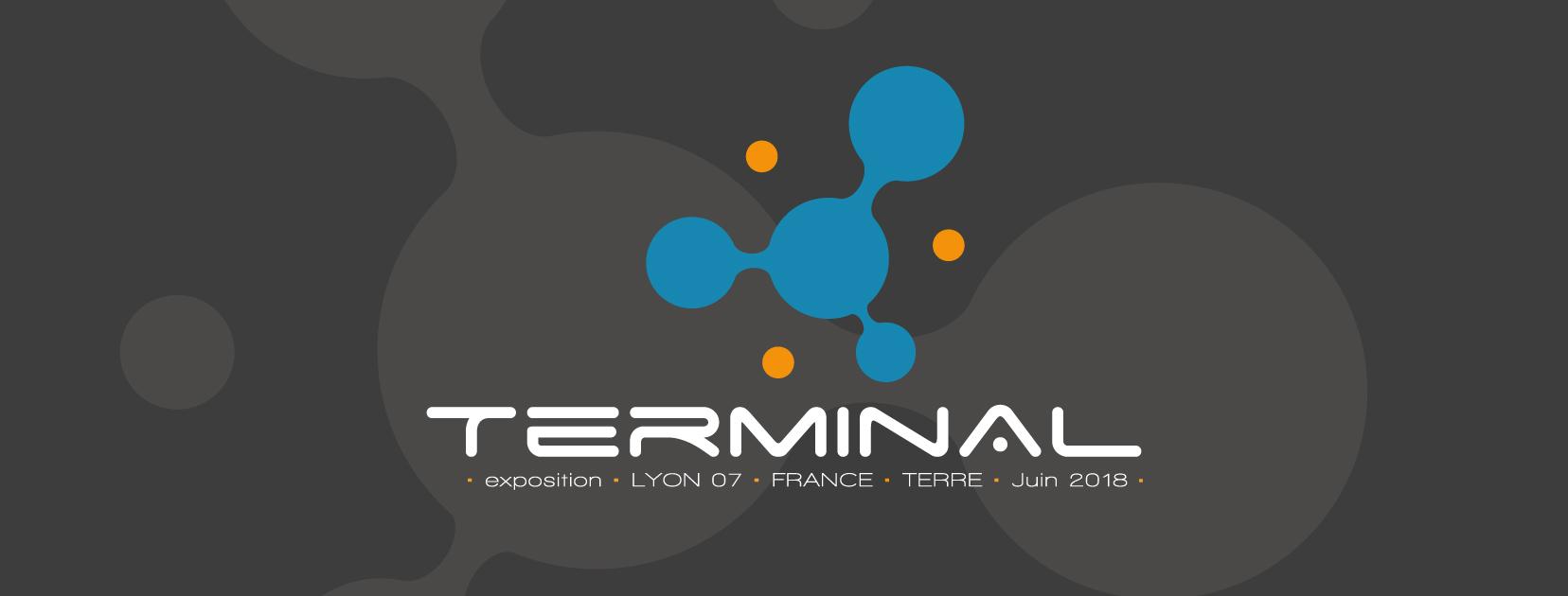 logo terminal exposition