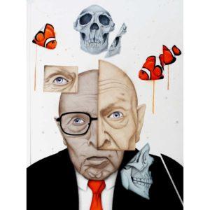 Idées-confuses - peinture art contemporain - Anthony Ferrero