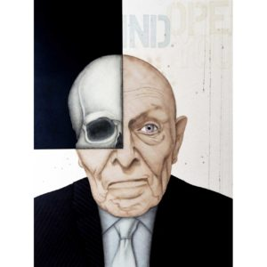 Life-after-death - peinture art contemporain - Anthony Ferrero