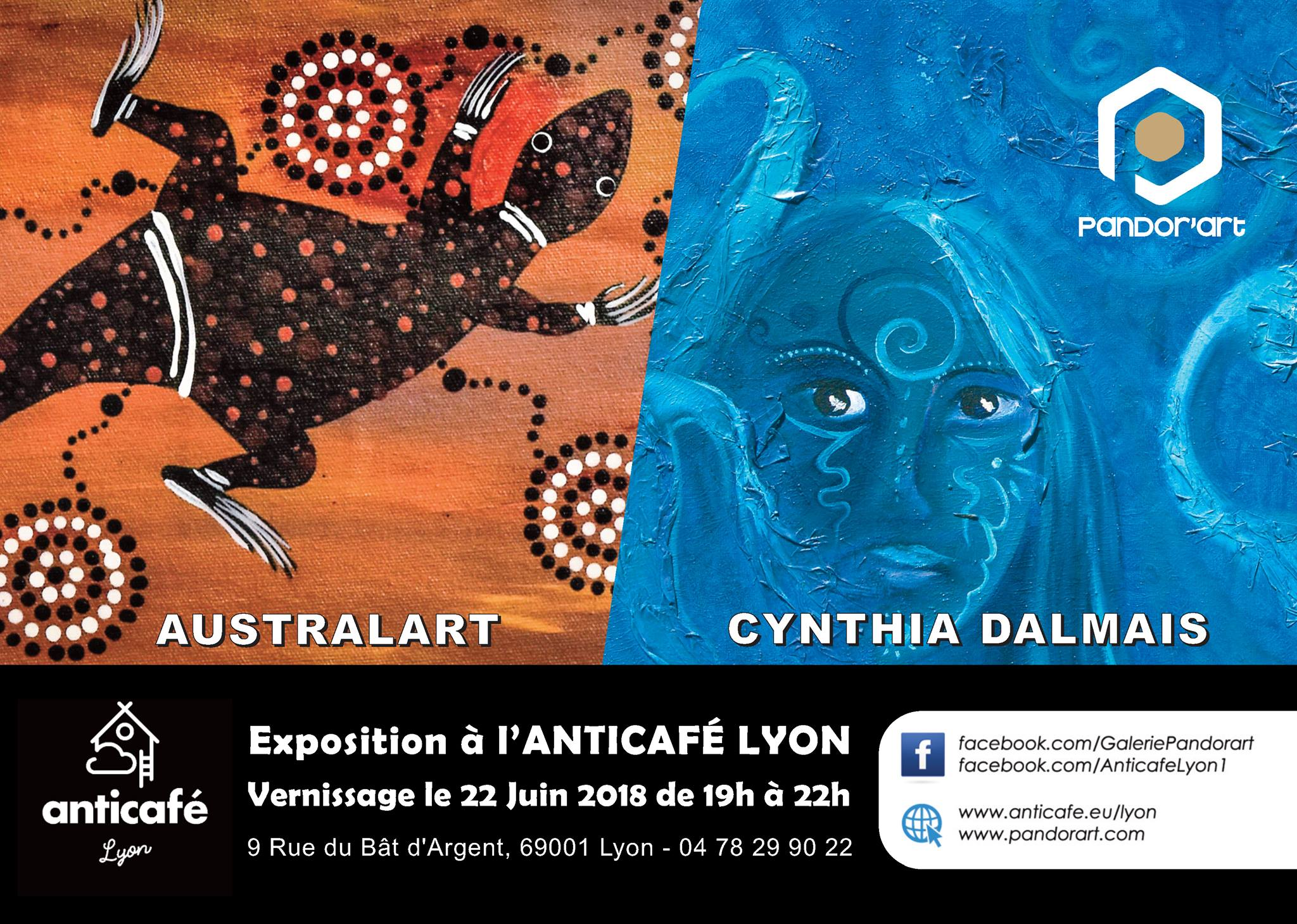 anticafe 22 juin exposition