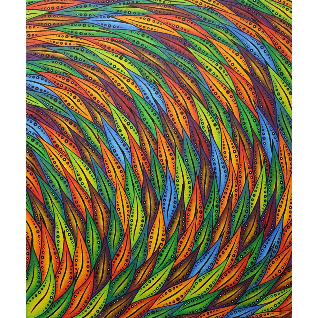 flamboyancevue1-peinture-art-contemporain-jonathan-pradillon