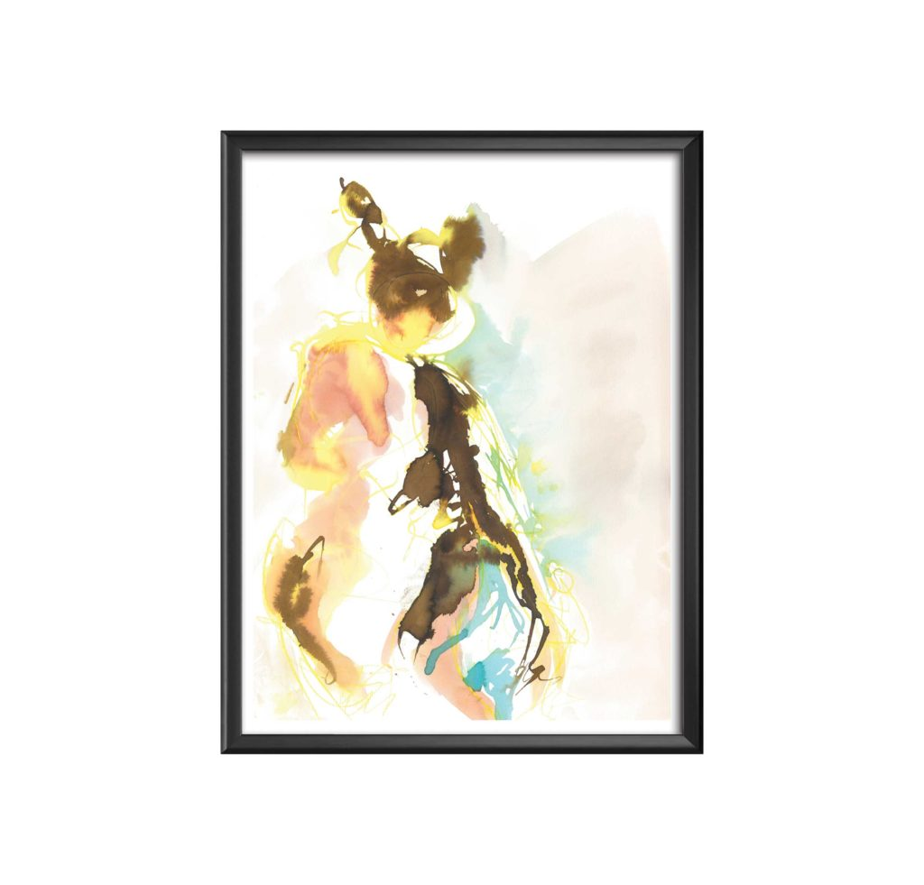 AC-Vibrations-aquarelle sandra vigouroux