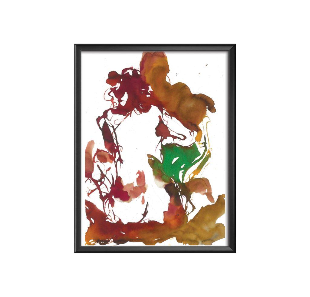 AC-femme-de-dos-3-aquarelle sandra vigouroux