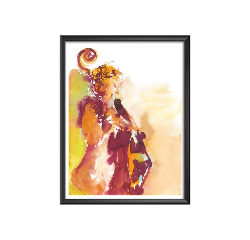 AC-musique-3-aquarelle sandra vigouroux