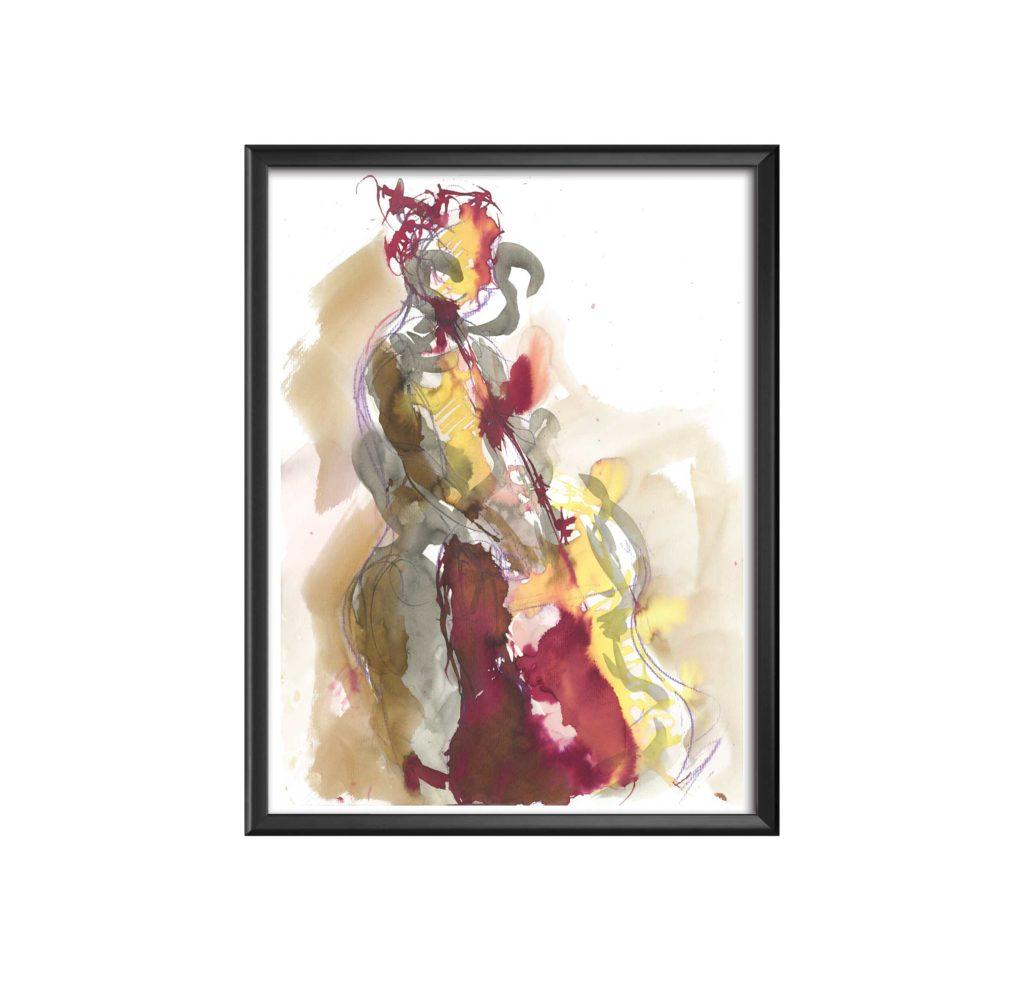 AC-musique-4-aquarelle sandra vigouroux