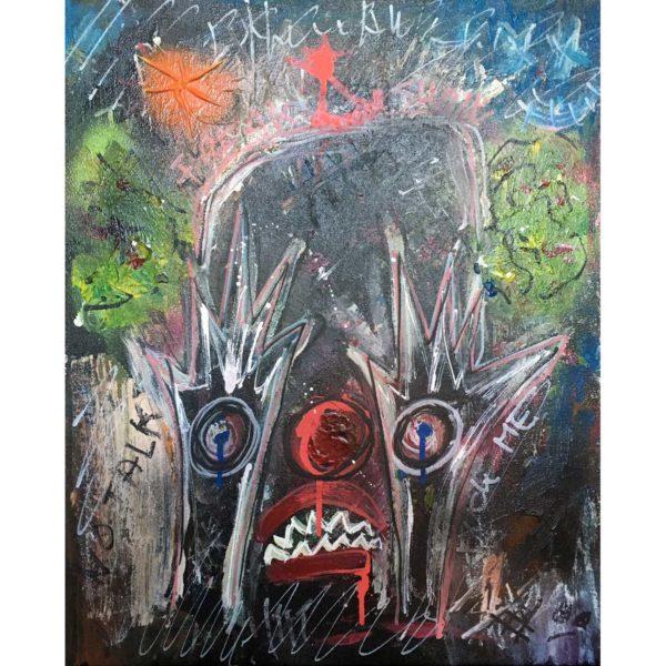 Let'em-talk---Clement-Berle---Art-Brut