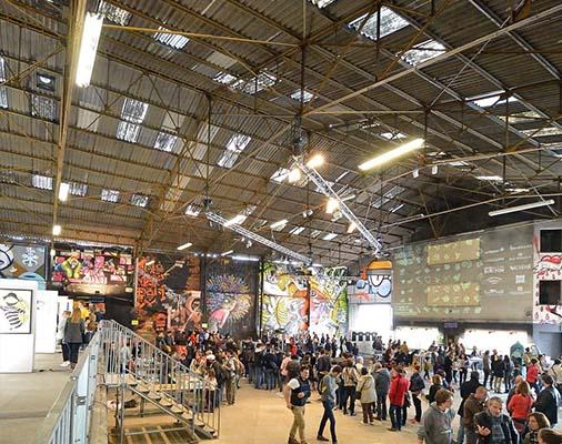 festival evenement peinture fraiche pandorart reduit