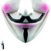 Masque reutilisable coronavirus Pandorart AFNOR Big Ben Annonymous