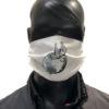 Simu Romain Chauve Souris Masque reutilisable coronavirus Pandorart AFNOR