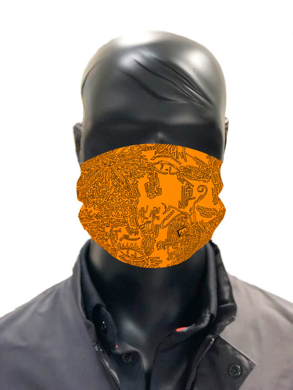 Masque protection lavable Bobb simu MASQUE 1