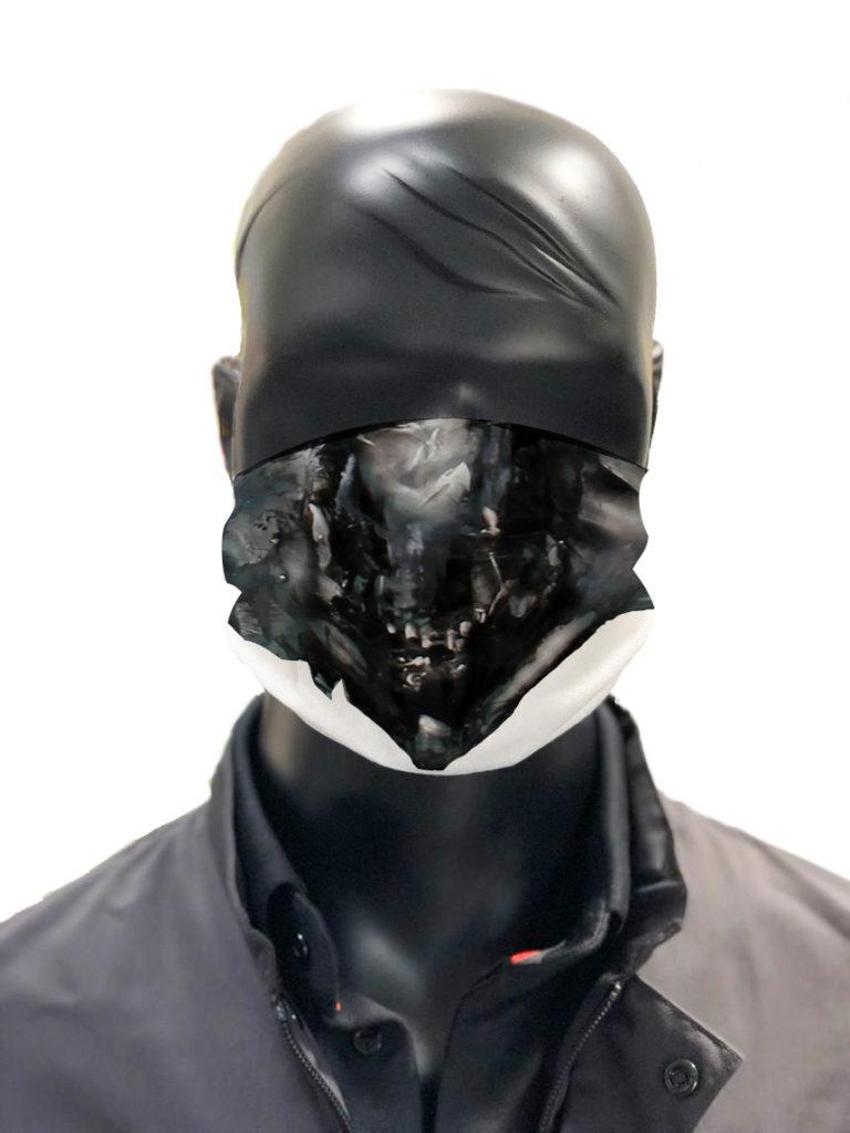 Masque protection lavable Lionel Gillet simu masque 1