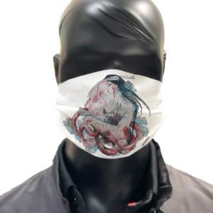 Masque protection lavable simu Méthyl'Mnê-Amibié
