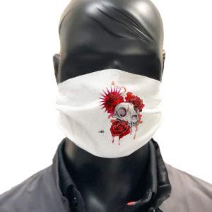 masque afnor covid protection lavable simulation Crane Zoltan