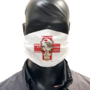 masque afnor covid protection lavable simulation covid Zoltan
